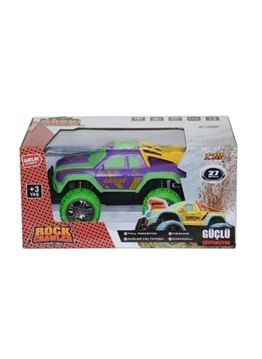 Birlik Oyuncak Birlik Oyuncak Uj99Y187B Yb258670 1:18 Şarjlı Uzaktan Kumandalı Oyuncak Arazi Jeep Renkli